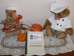 Bed & Breakfast Inns Recipe Book